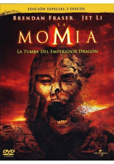 La Momia : La Tumba Del Emperador Dragon (Ed. Especial) (The Mummy: Tomb Of The Dragon Emperor)