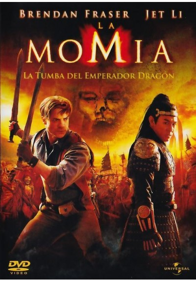La Momia : La Tumba Del Emperador Dragon (The Mummy: Tomb Of The Dragon Emperor)