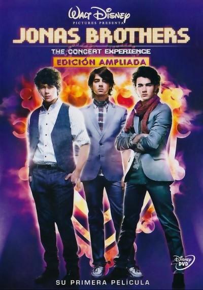 Jonas Brothers : The Concert Experience (Ed. Ampliada)