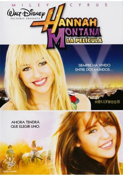 Hannah Montana : La Pelicula (Hannah Montana: The Movie)