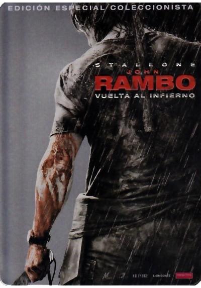 John Rambo (Vuelta Al Infierno) (Edicion Limitada)