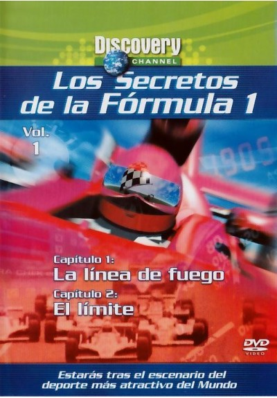 Discovery Channel : Los Secretos De La Formula 1