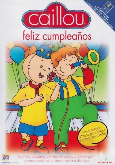 Caillou - Vol. 15 : Feliz Cumpleaños