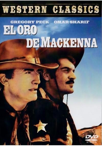 El Oro De Mackenna (Mackenna´s Gold)