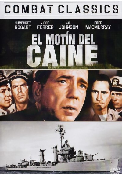 El Motin Del Caine (The Caine Mutiny)