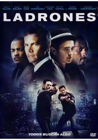 Ladrones (2010) (Takers)