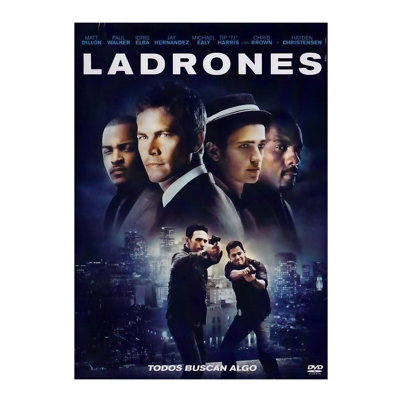 Ladrones 2010 Takers