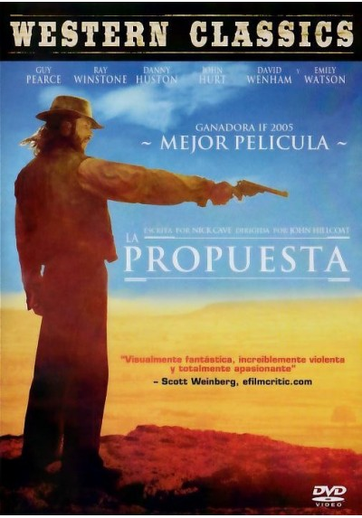 La Propuesta (The Proposition)