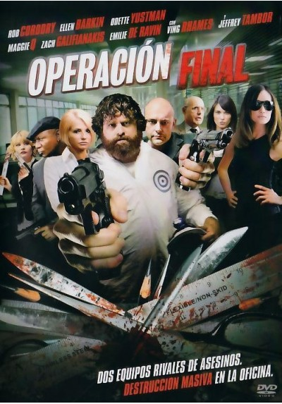 Operacion Final (Operation: Endgame)