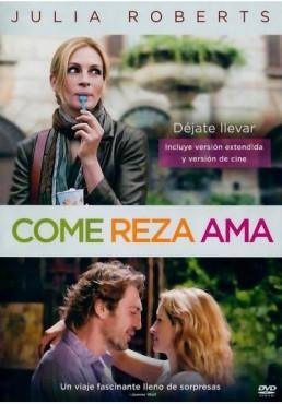 Come Reza Ama (Eat Pray Love)