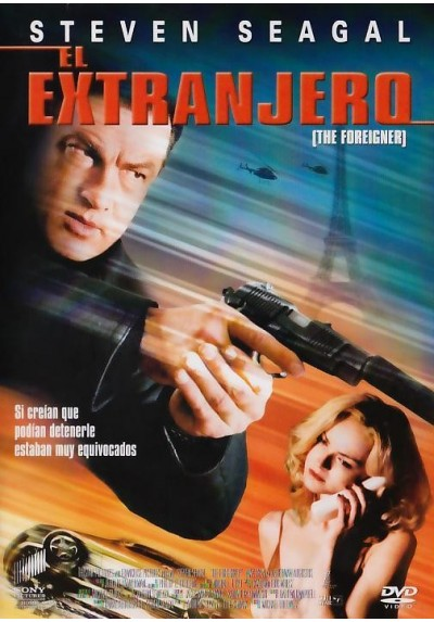 El Extranjero (2002) (The Foreigner)