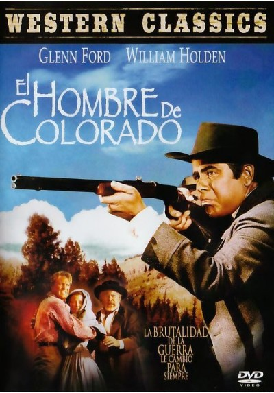 El Hombre De Colorado (The Man From Colorado)