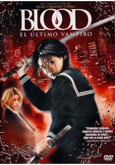 Blood : El Ultimo Vampiro (Blood : The Last Vampire)