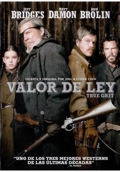 Valor De Ley (2010) (True Grift)