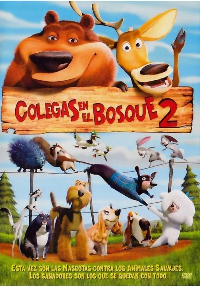 Colegas En El Bosque 2 (Open Season 2)