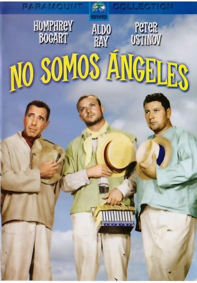 No Somos Angeles (We´re Not Angels)
