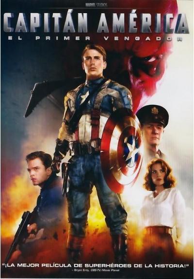 Capitan America: La Primera Venganza (Captain America: The First Avenger)