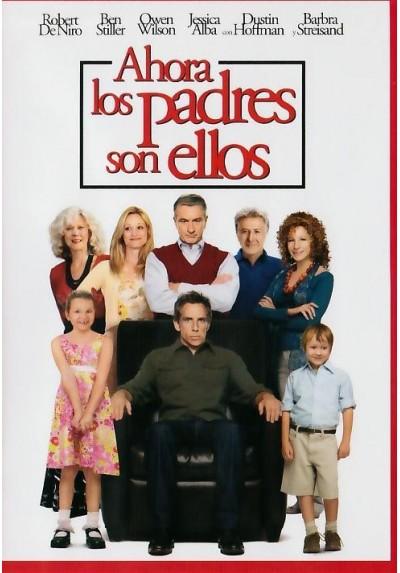 Ahora Los Padres Son Ellos (Little Fockers)