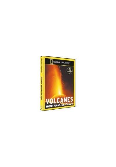 National Geographic : Volcanes - Montañas De Fuego