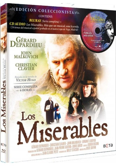 Los Miserables (DVD + Cd)