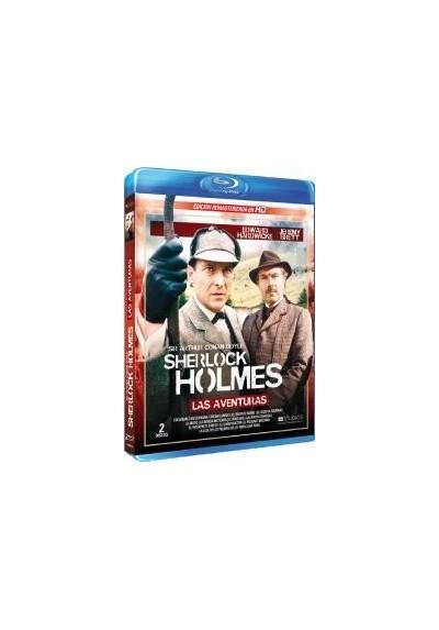 Sherlock Holmes - Las Aventuras (Blu-Ray)