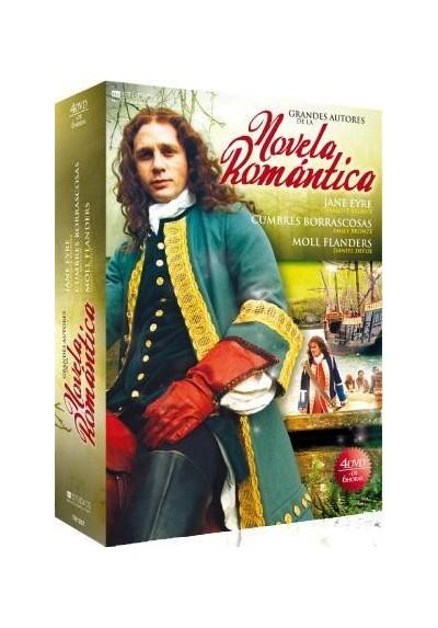 Grandes Autores De La Novela Romantica (Pack)