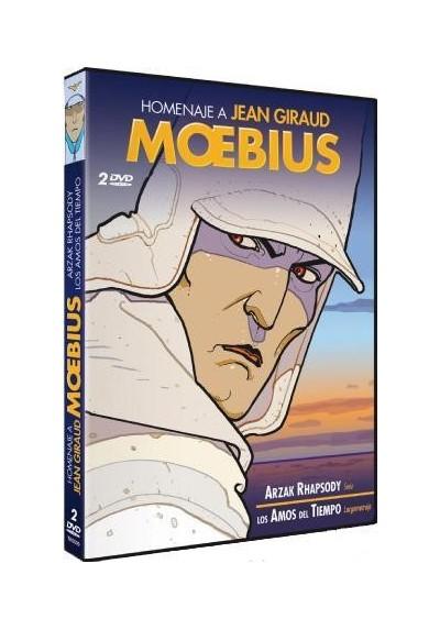 Homenaje A Jean Giraud Moebius