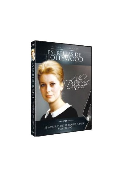 Catherine Deneuve - Estrellas De Hollywood