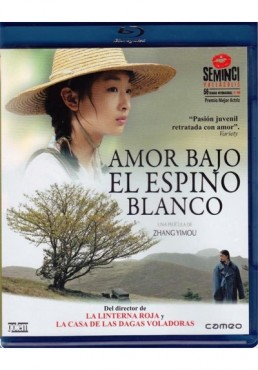 Amor Bajo El Espino Blanco (Blu-Ray) (Under The Hawthorn Tree)