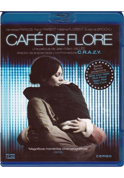 Cafe De Flore (Blu-Ray)