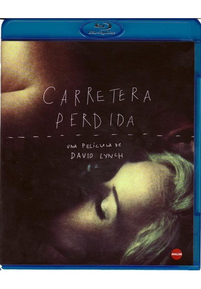 Carretera Perdida (Blu-Ray) (Lost Highway)