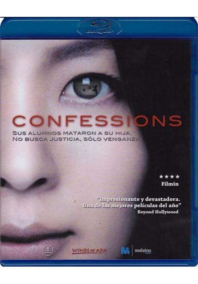 Confessions (Blu-Ray) (Kokuhaku)