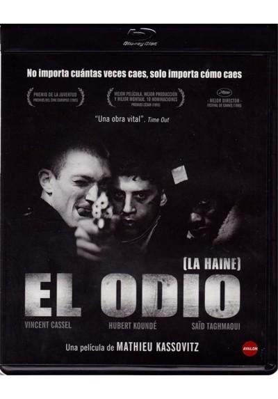 El Odio (Blu-Ray) (La Haine)