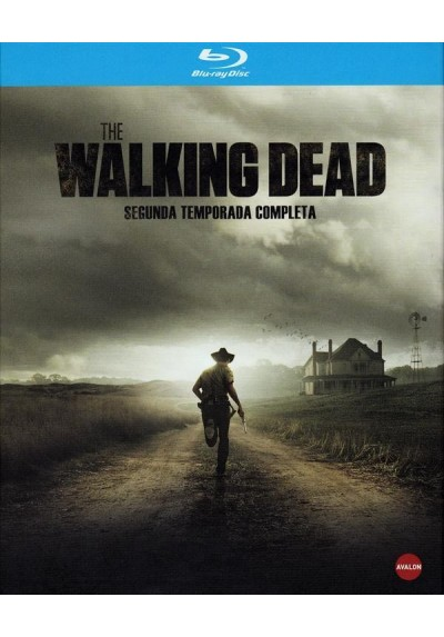 The Walking Dead - 2ª Temporada (Blu-Ray)