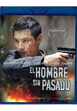 El Hombre Sin Pasado (Blu-Ray) (The Man From Nowhere)