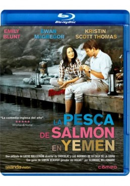 La Pesca Del Salmon En Yemen (Blu-Ray) (Salmon Fishing In The Yemen)