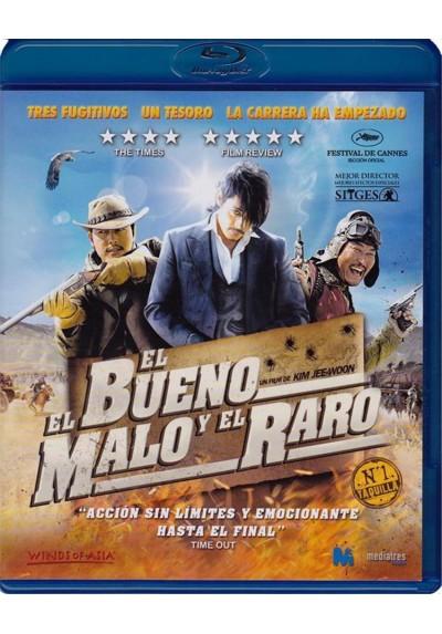 El Bueno, El Malo Y El Raro (Blu-Ray) (Joheunnom Nabbeunnom Isanghannom)