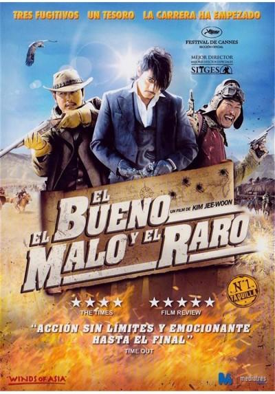 El Bueno, El Malo Y El Raro (Joheunnom Nabbeunnom Isanghannom)
