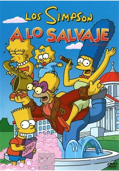 Los Simpson, a lo salvaje