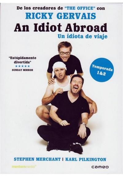 An Idiot Abroad (Un Idiota De Viaje) (Vos) (Temporadas 1 Y 2)