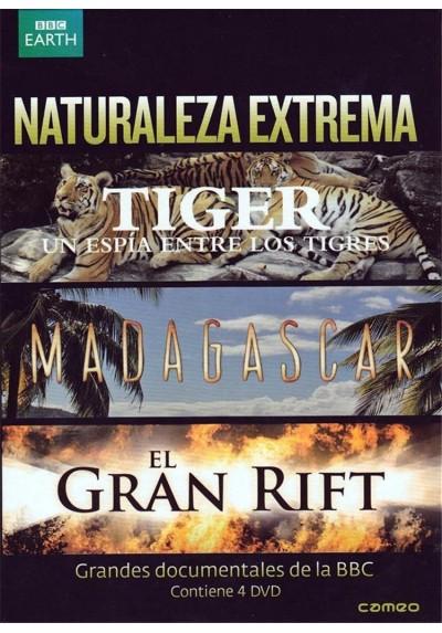 Naturaleza Extrema (Pack)