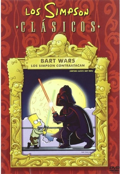 Los Simpson Clásicos: Bart Wars los Simpson Contraatacan
