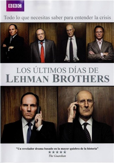 Los Ultimos Dias De Lehman Brothers (The Last Days Of Lehman Brothers)