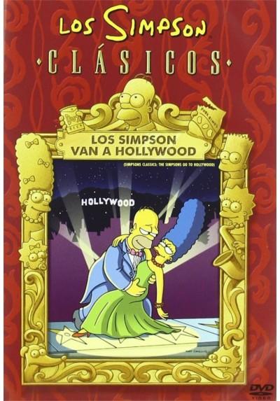 Los Simpson Clásicos: Los Simpson van a Hollywood