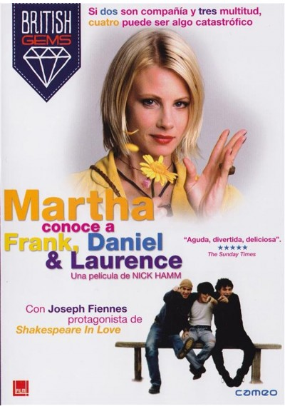 Martha Conoce A Frank, Daniel Y Laurence (Martha Meet Frank, Daniel And Laurence)