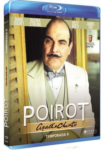 Agatha Christie - Poirot - 9ª Temporada (Blu-Ray)