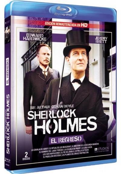 Sherlock Holmes : El Regreso (Blu-Ray)