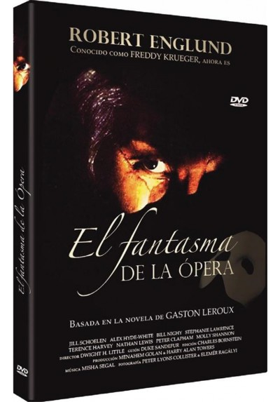El Fantasma De La Opera (1989) (The Phantom Of The Opera)