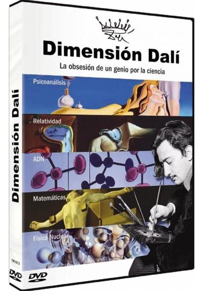 Dimension Dali : La Obsesion De Un Genio Por La Ciencia