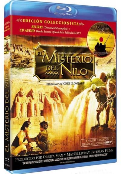 El Misterio Del Nilo (Blu-Ray+ Cd)